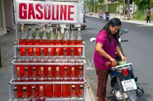 Gasoline Thailand