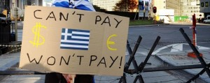 choose forex - no money in Greece