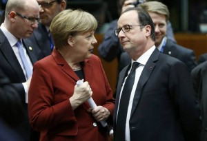 forex traders - Merkel and Holland