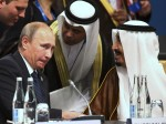 oil markets, Putin, Saud Arabia