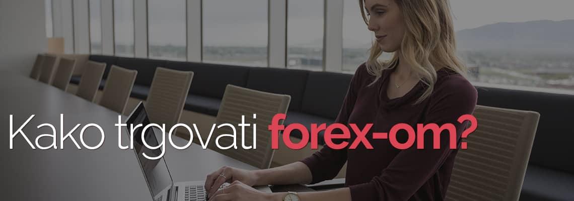 Kako početi sa forex-om?