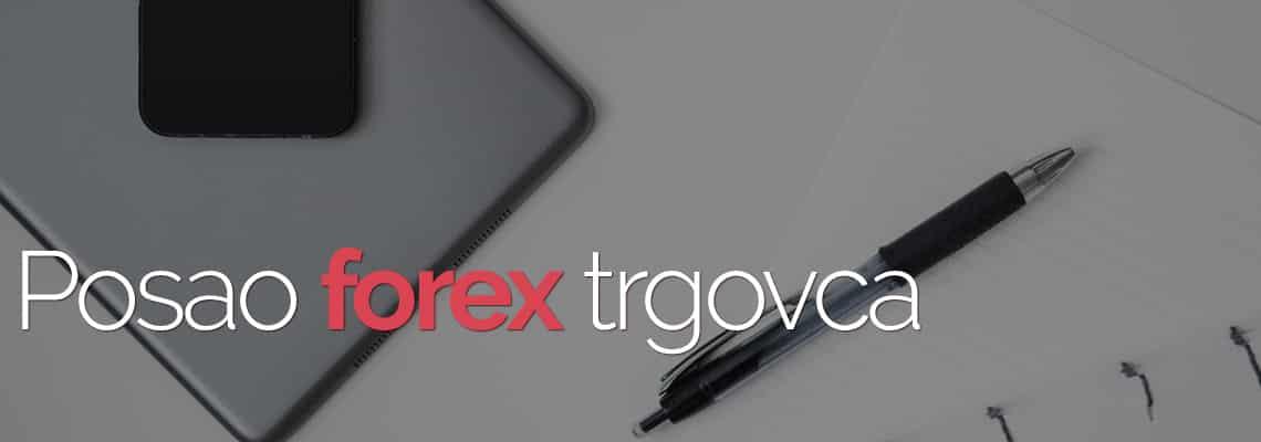 Posao Forex Trgovca
