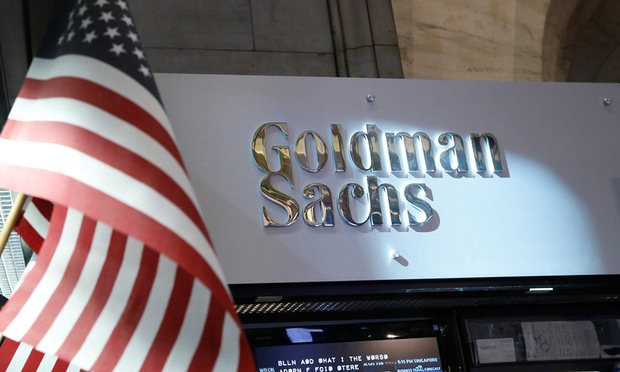 "Veliki ""Gubici"" u Goldman Saks"