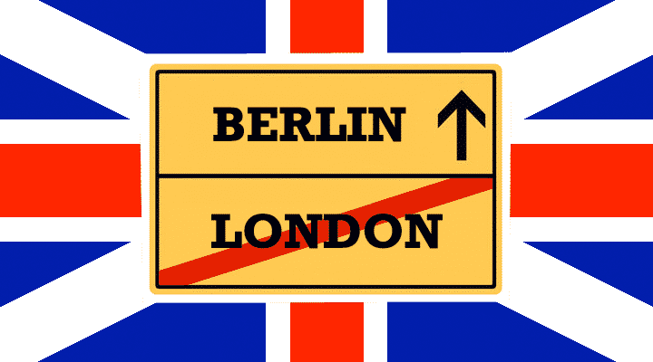 London Scrabbled, Berlin Inbound | Choose-Forex