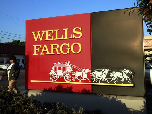 Wells Fargo Billboard