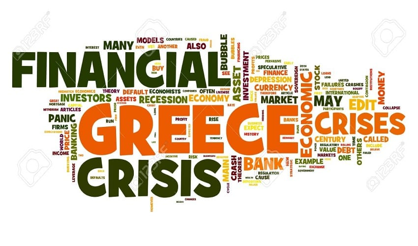 financial crisis in greece Just about every adult on earth has seen this show before greece faces a debt repayment that it cannot meet: for this performance, €86 billion.