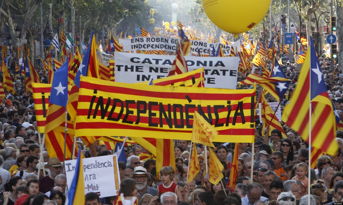 Catalonia's fight for independence – the consequences