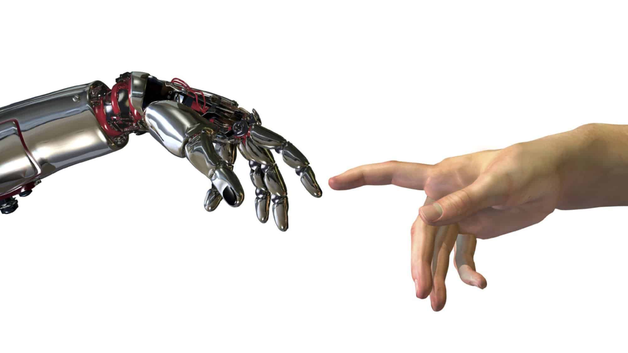 Will robots replace human beings?