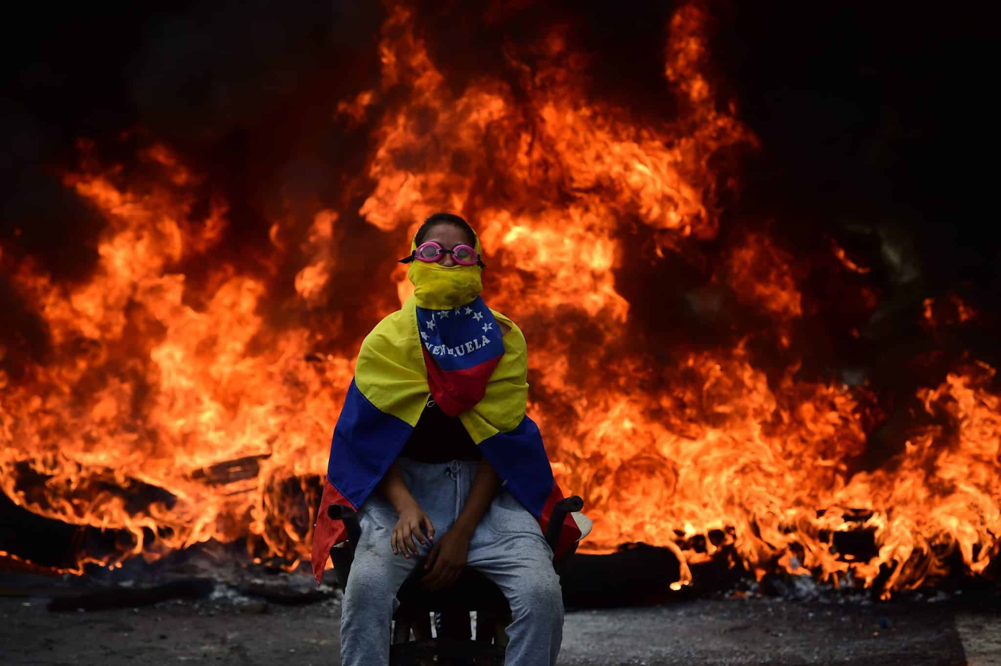 Is there a peaceful solution to Venezuelan crisis?