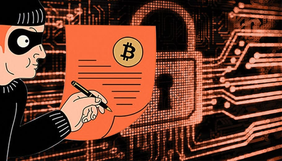 Using Bitcoin for illegal activities and fraud