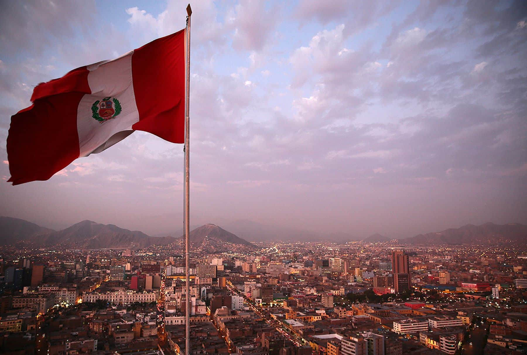 Peru's growth through structural reforms