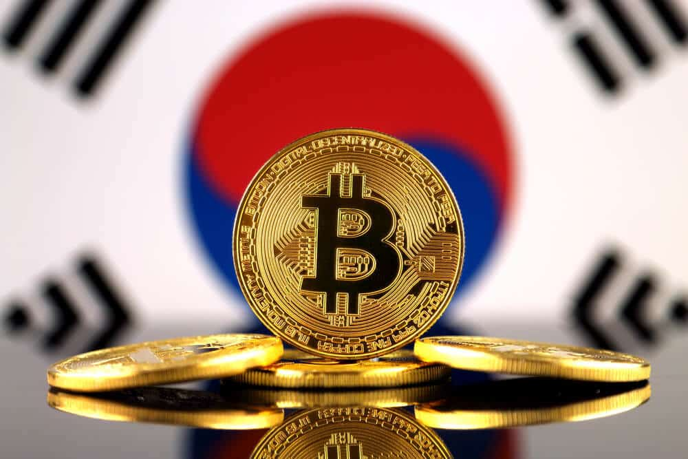 South Korea spends fortune buying bitcoins