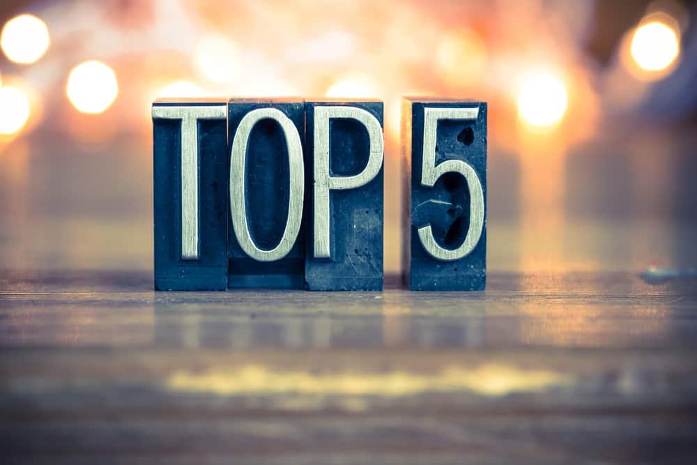 Top 5 đồng tiền kỹ thuật số để đầu tư năm 2018.