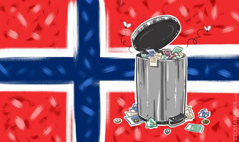 The rise of the cashless society in Norway