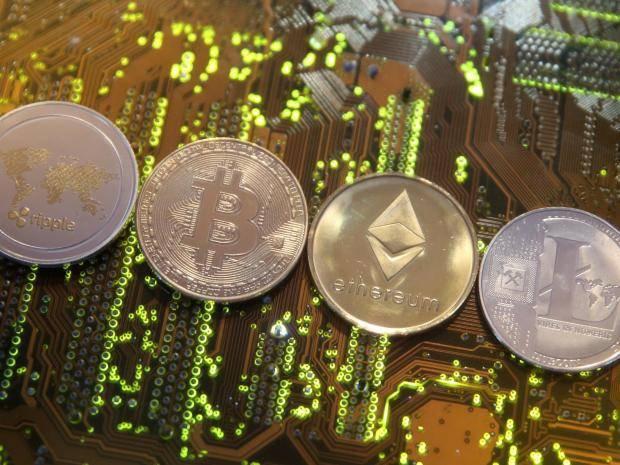 Tiền mã hóa đã bắt đầu tăng trở lại