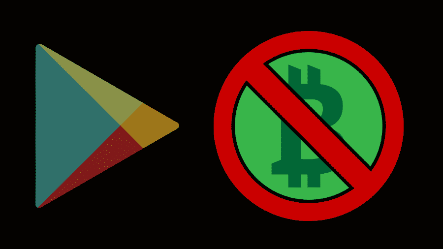 Google bans mining apps