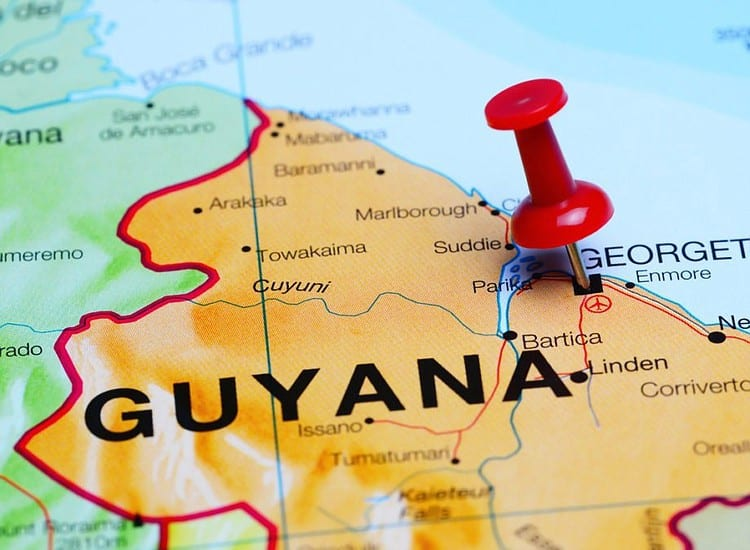Political issues and economic potentials of Guyana